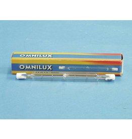 OMNILUX OMNILUX 230V/1000W R7s 117mm 3200K