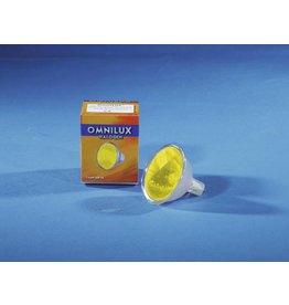 OMNILUX OMNILUX MR-16 12V/50W GX-5.3 SP yellow