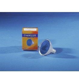 OMNILUX OMNILUX MR-16 12V/50W GX-5.3 SP 12 blue