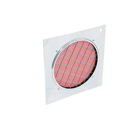 EUROLITE EUROLITE Red dichroic filter silver frame PAR-56