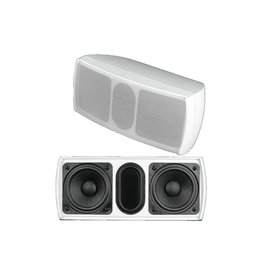 OMNITRONIC OMNITRONIC OD-22 Wall speaker 8Ohms white