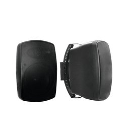 OMNITRONIC OMNITRONIC OD-5A Wall speaker active black 2x