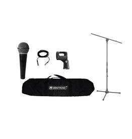 OMNITRONIC OMNITRONIC MIC VS-1 Microphone set