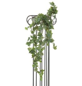 EUROPALMS EUROPALMS Ivy garland embossed green 86cm