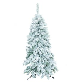 EUROPALMS EUROPALMS Fir tree, flocked, 180cm