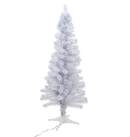 EUROPALMS EUROPALMS Christmas tree Fiber LED, 180cm, white