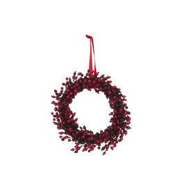 EUROPALMS EUROPALMS Berry wreath mixed 46cm