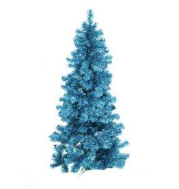 EUROPALMS EUROPALMS Fir tree FUTURA, turquoise metallic,210cm