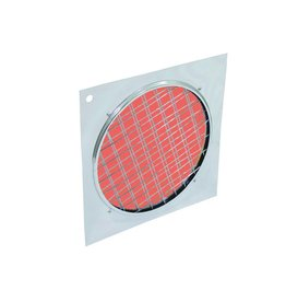 EUROLITE EUROLITE Red dichroic filter silver frame PAR-64