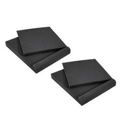 OMNITRONIC OMNITRONIC Isolator monitor speakers 265x330x40/pair