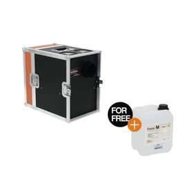 HAZEBASE HAZEBASE Set Highpower*cased Fogger + M Fog fluid 5l