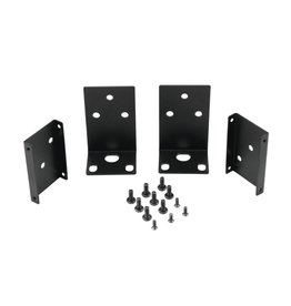 "RELACART R-M2 Rack mount kit for 2x9.5"" housing"