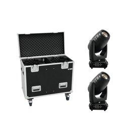EUROLITE EUROLITE Set 2x PLB-280 + Case