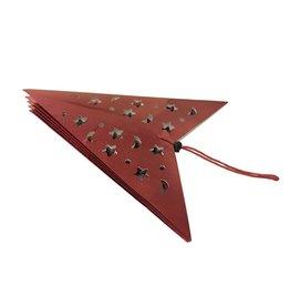 EUROPALMS EUROPALMS Star Lantern, Paper, red 50 cm