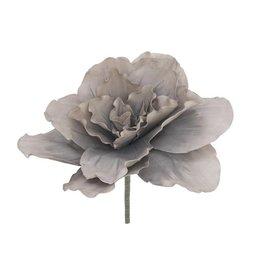 EUROPALMS EUROPALMS Giant Flower (EVA), beige grey, 80cm