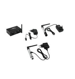 EUROLITE EUROLITE Set freeDMX AP Wi-Fi Interface + QuickDMX Wireless tran
