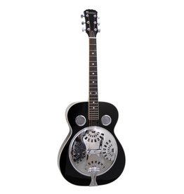 DIMAVERY DIMAVERY RS-310 Resonator guitar black
