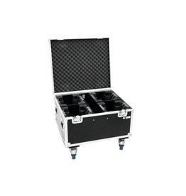 ROADINGER ROADINGER Flightcase 4x TMH FE-600 wheels