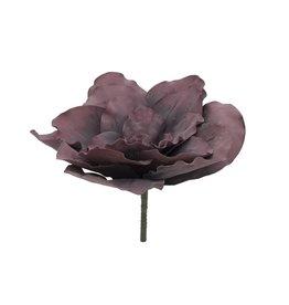 EUROPALMS EUROPALMS Giant Flower (EVA), old rose, 80cm