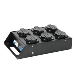 EUROLITE EUROLITE SAB-61 Power split box