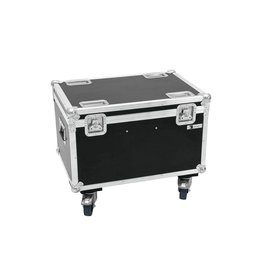 ROADINGER ROADINGER Flightcase 4x LED MFX-3 Action Cube