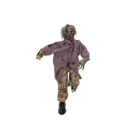 EUROPALMS EUROPALMS Halloween Zombie, sitting, 120x50x25cm