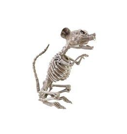 EUROPALMS EUROPALMS Halloween Skeleton Rat, 32x10x16cm