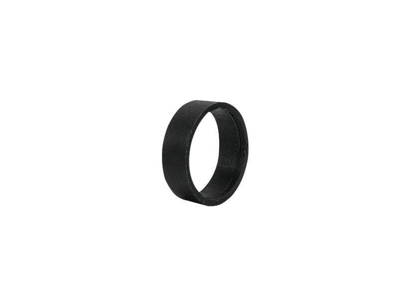 HICON HICON HI-XC marking ring for  Hicon XLR straight black
