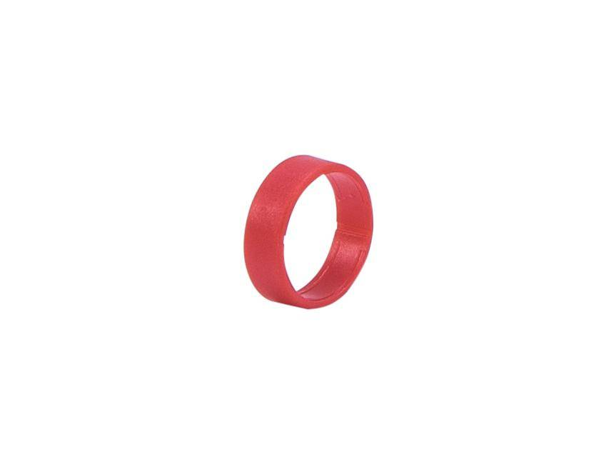 HICON HICON HI-XC marking ring for  Hicon XLR straight red