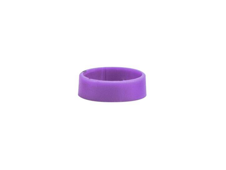 HICON HICON HI-XC marking ring for  Hicon XLR straight violet