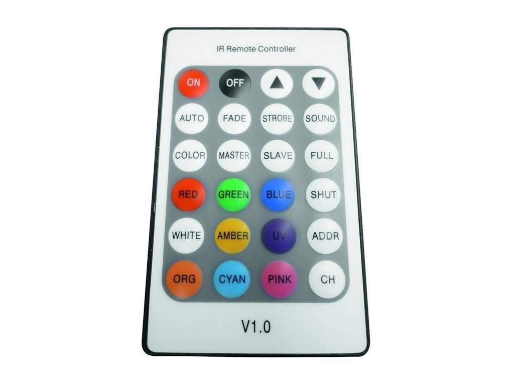 EUROLITE EUROLITE IR-20 Remote Control