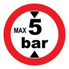 max 5 bar sticker
