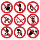 Voordeelpakket verbodsstickers