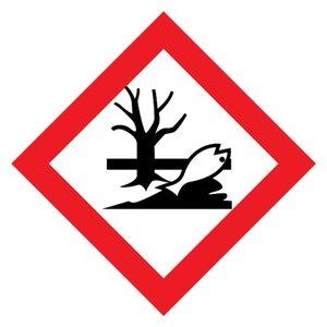 """GHS-09 pictogram """"milieugevaarlijk"""""""
