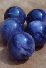 Interchangeable gemstone Amethyst purple