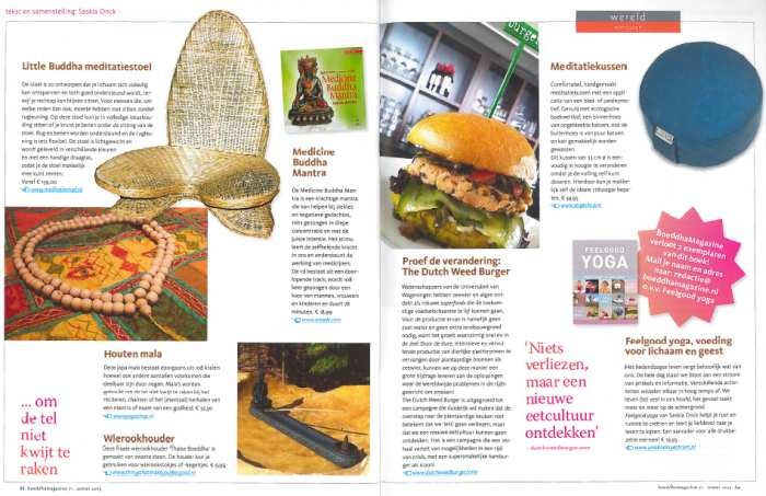 Boeddha Magazine
