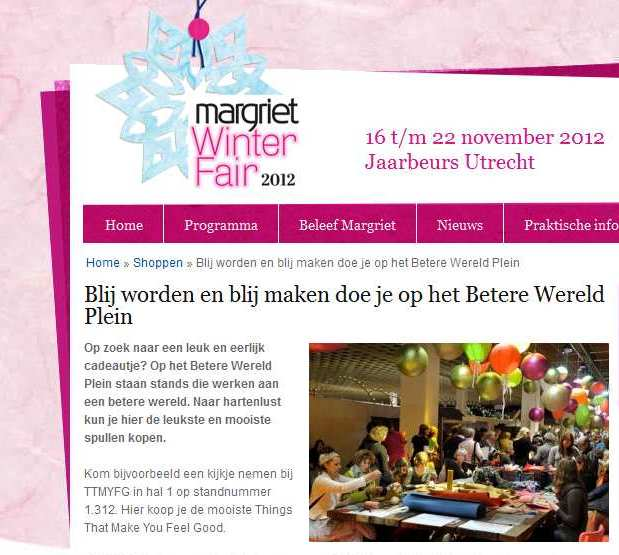 Margriet Winter Fair 2012