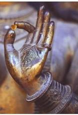 ZintenZ postcard Buddha love