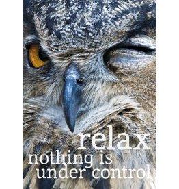 ZintenZ postkaart Relax
