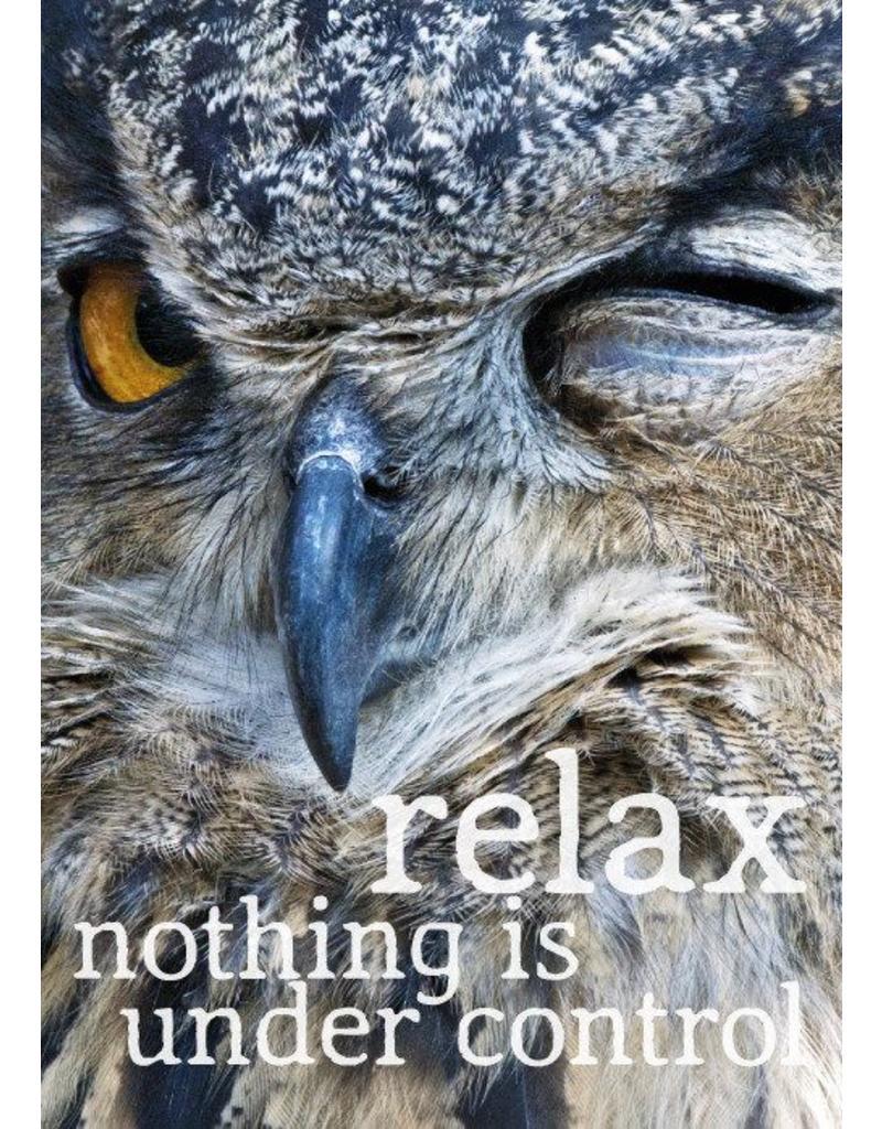 ZintenZ postcard Relax