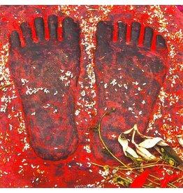 ZintenZ postkaart De schoenen van Ghandi