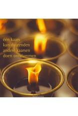 ZintenZ postcard Eén kaars
