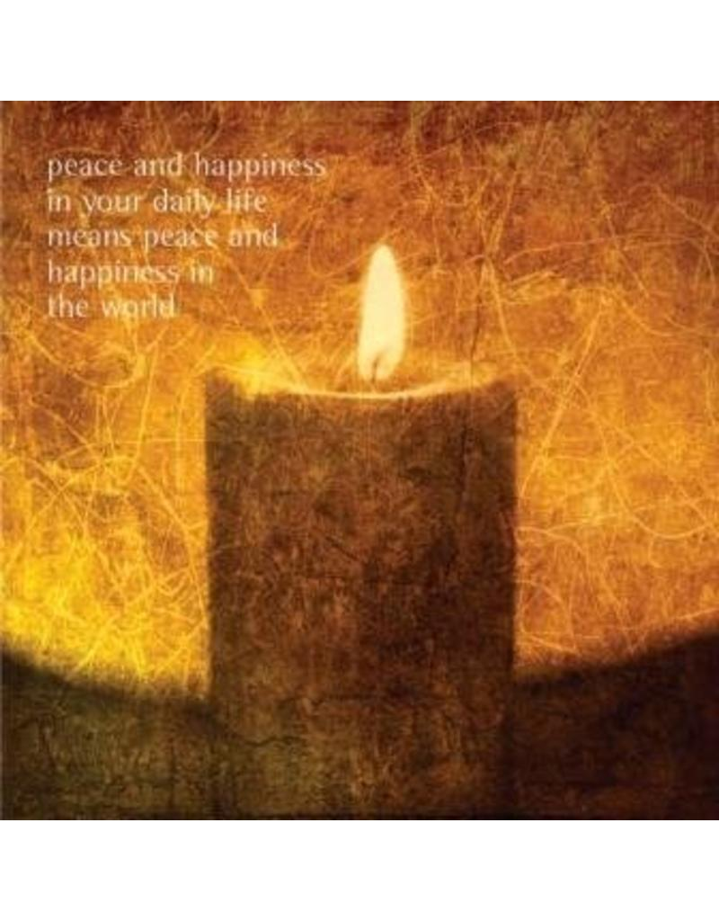 ZintenZ postcard Peace and happiness