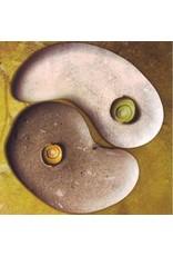 Tushita postkaart Yin yang stenen