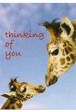 ZintenZ postcard Thinking of you