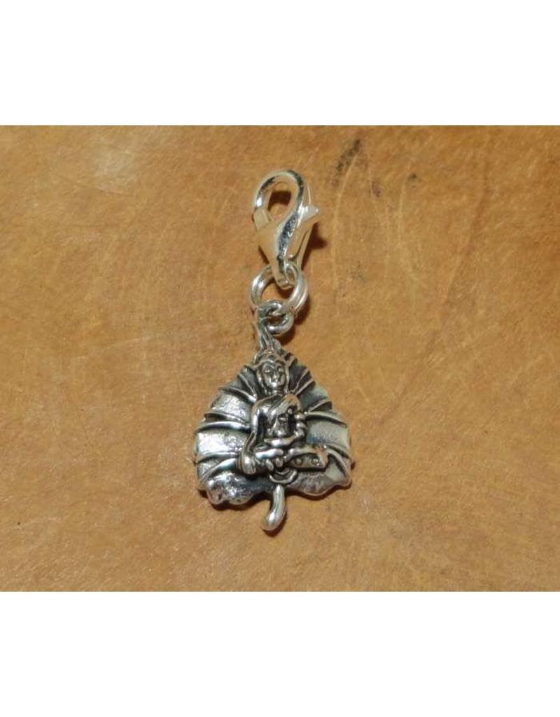 Shanti charm bodhi Buddha
