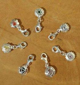 Shanti charm sacral chakra