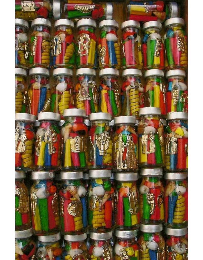 Titicaca good luck bottle Peru small