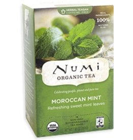 Numi Tea Mate Maroccan Mint