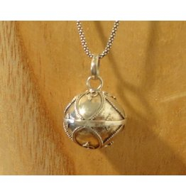 Pregnancy pendant lotus